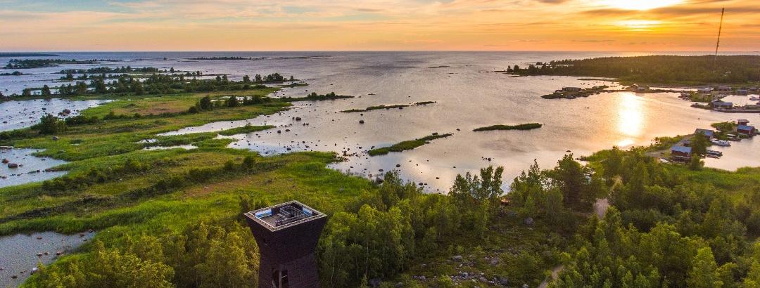 Saltkaret viewtower