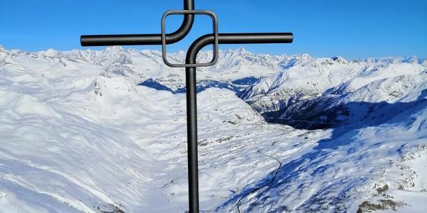 Gipfelkreuz Schilthorn
