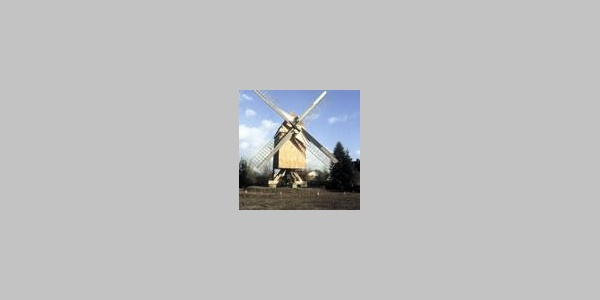 Windmühle am Brotmuseum