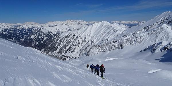 Skitour zum Schöderhorn