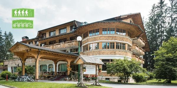 Renovated hotel