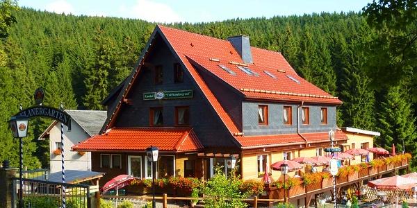 Gasthof und Café Kanzlersgrund