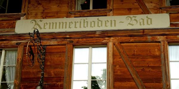 Hotel Landgasthof Kemmeriboden-Bad.