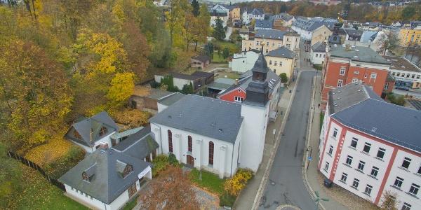 Nicolaikirche Auerbach