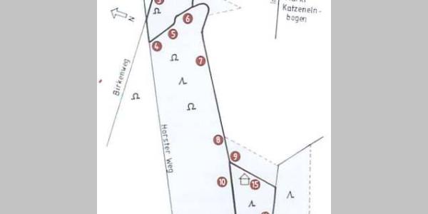 Wegbeschreibung -die genaue Beschreibung gibt es im VG Rathaus und an den Einstiegen zum Weg.