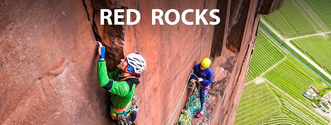 Red Rocks Banner