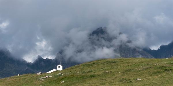 Kapelle auf Bielerhöhe (c) Martin Vogel / Vorarlberg Tourismus
