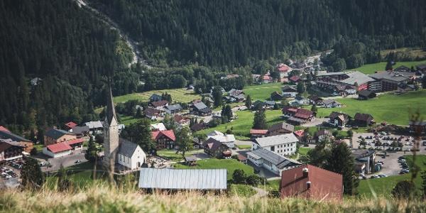 Mittelberg  (c) Thomas Stanglechner / Vorarlberg Tourismus
