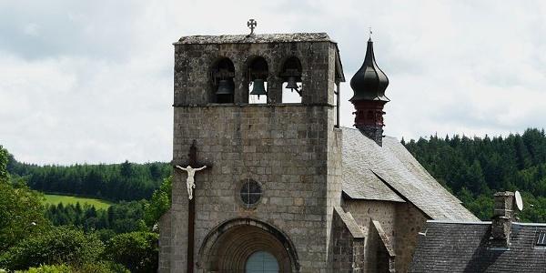 Eglise de Saint Fréjoux