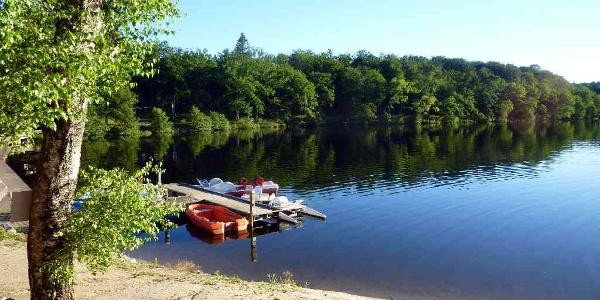 Lac de Valette - Marcillac