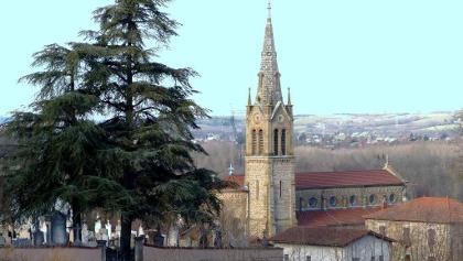 Eglise d'Eyzin-Pinet