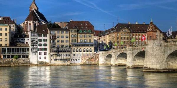 Bâle sur le Rhin