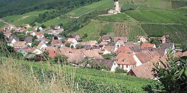 Katzenthal - Chàteau du Wineck