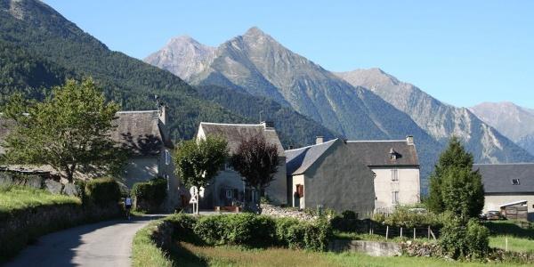 Village d'Azet