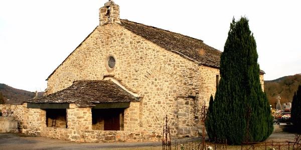 Chapelle St-Etienne-de-Cavall