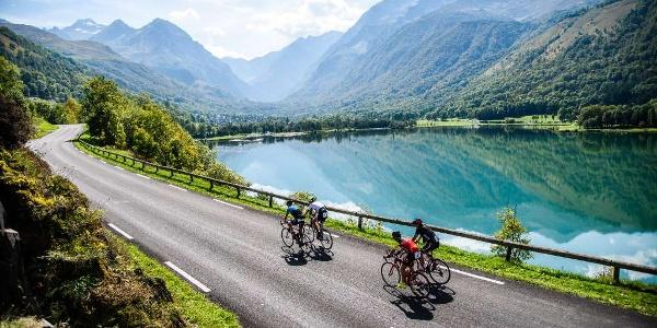 "Cyclosport ""La vallée du Louron"""