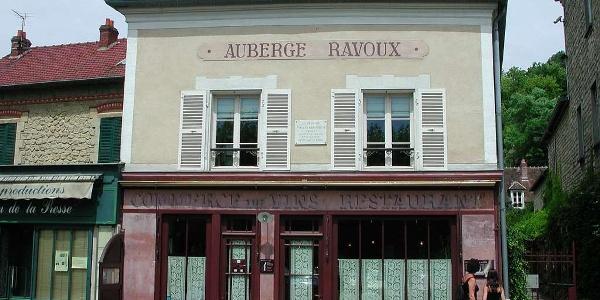 Auberge Ravoux à Auvers-sur-Oise