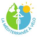 Logo La Méditerrannée à vélo