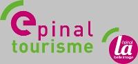 Logo Office de Tourisme d'Épinal