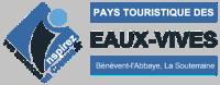 Logo Office de Tourisme du Pays des Eaux-Vives