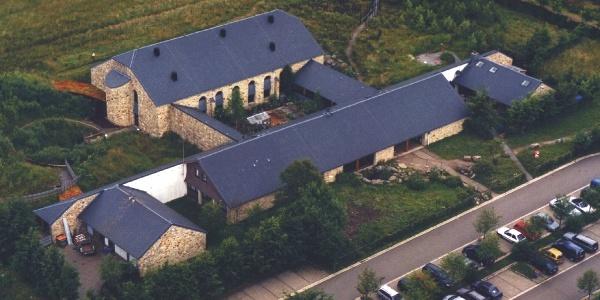 Luftbild Naturparkzentrum Botrange