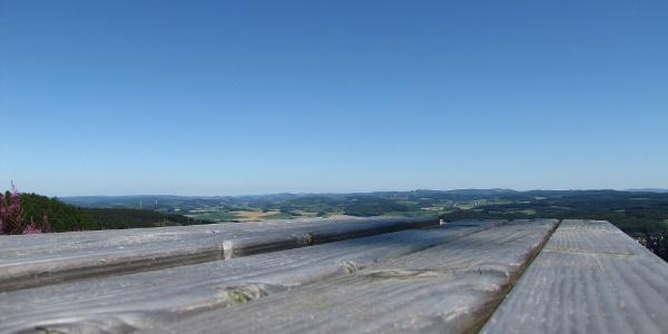 Ausblick vom Kohlberg
