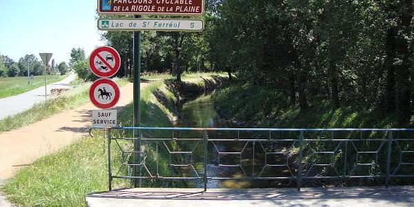 La Rigole de la Plaine - de Montferrand à Revel