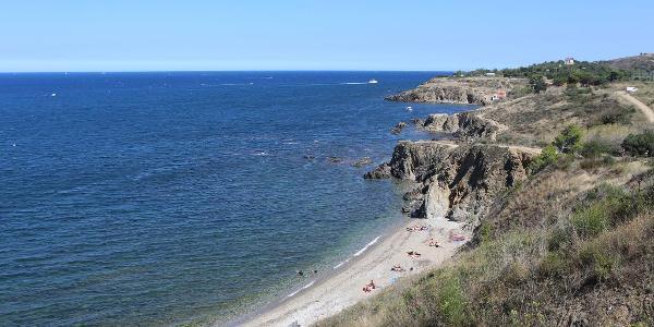 Les criques d'Argelès-sur-Mer