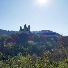 Kloster Arnsberg. Lahntal