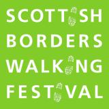 Logo Scottish Borders Walking Festival