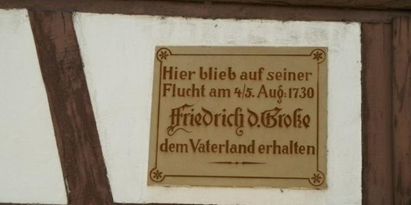 Lerchennest, Friedrich-der-Große Museum