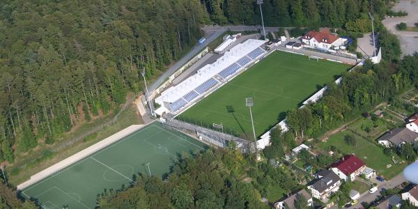 Dietmar-Hopp-Stadion in Hoffenheim