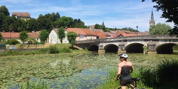 Le long de la Meuse