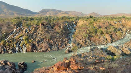 Landschaft in Angola