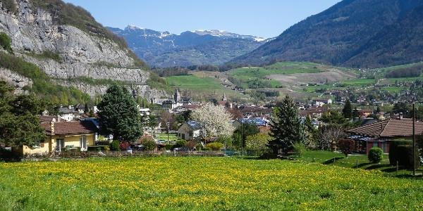 Le village St-Maurice
