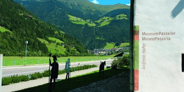 The Andreas Hofer Trail from St. Leonhard/S. Leonardo