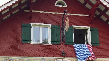 auf'm Oberberg das alte Gasthaus
