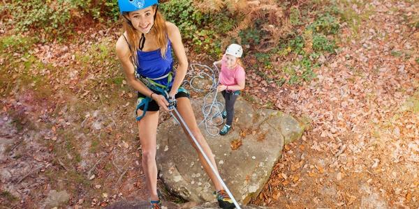 ÖTK-Kletterkurs - Schnupperklettern am Fels