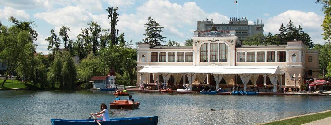 Lacul și Restaurantul Chios