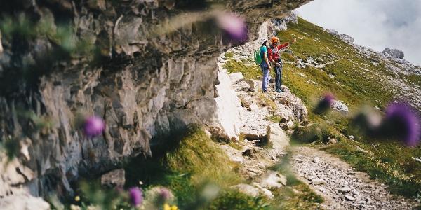 Sentiero SOSAT, Madonna di Campiglio