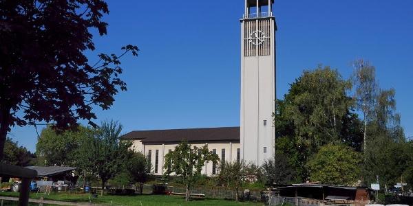 Katholische Pfarrkirche Heiliger Gebhard 1