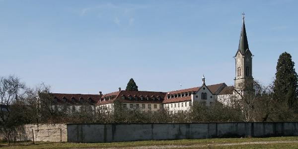 Kloster und Klosterkirche Mehrerau