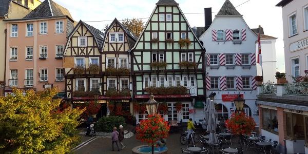 """Linz, die """"Bunte Stadt am Rhein"""""""