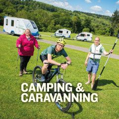 Logo Camping and Caravanning