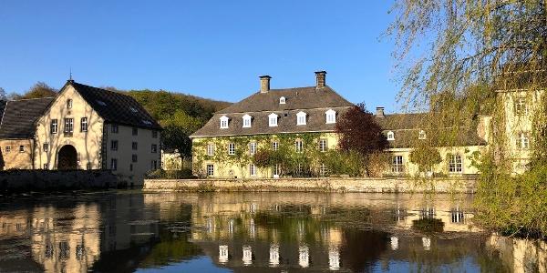 Das Wasserschloss Körtlinghausen