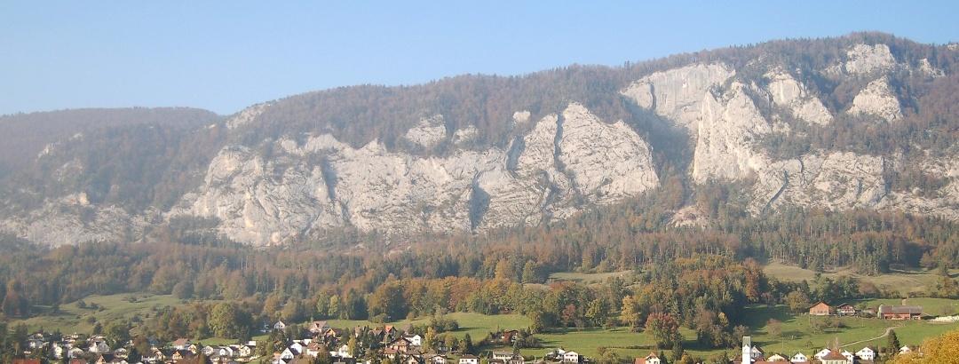 Welschenrohr SO and 2nd Jura chain