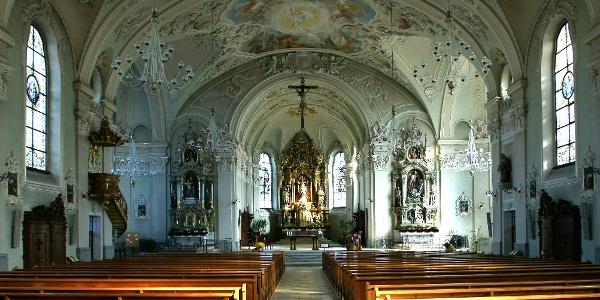 Katholische Pfarrkirche Heiliger Johannes der Täufer 1