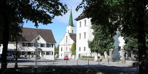 Katholische Pfarrkirche Heiliger Karl Borromäus