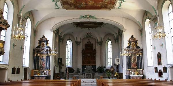 Katholische Pfarrkirche Heiliger Karl Borromäus 2