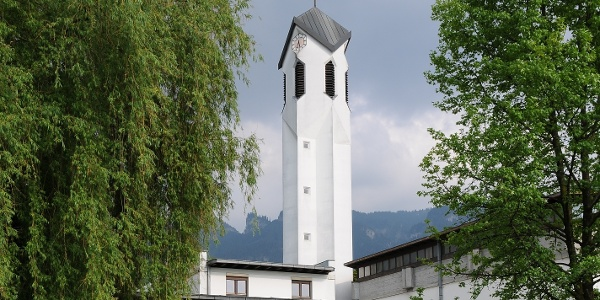 Pfarrvikariatskirche Heiliger Konrad 1